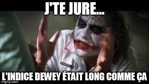 Classification Dewey
