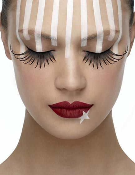 makeup: Face, Make Up, Inspiration, Star, Beauty, Makeup Idea, Eye