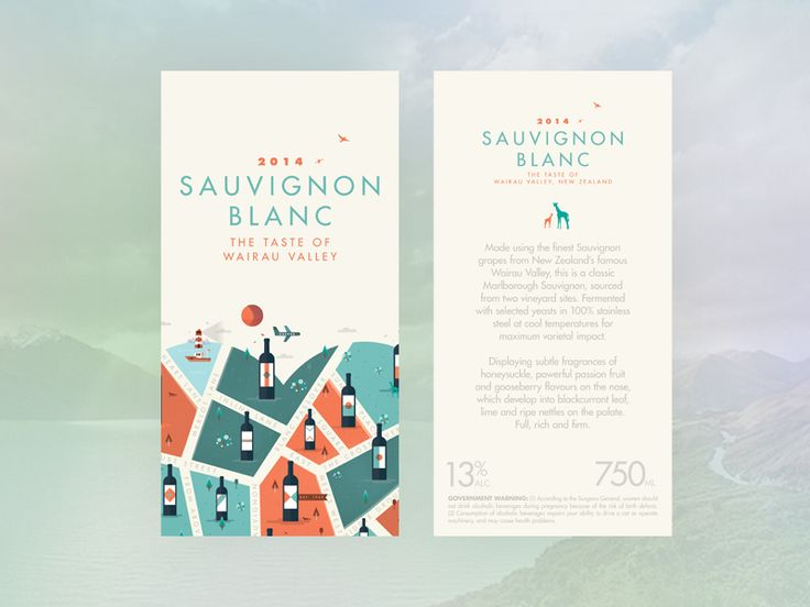 For the love of wine // Sauvignon Blanc by ∆ Studio–JQ ∆