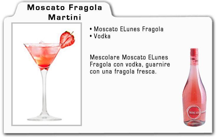 MOSCATO FRAGOLA MARTINI