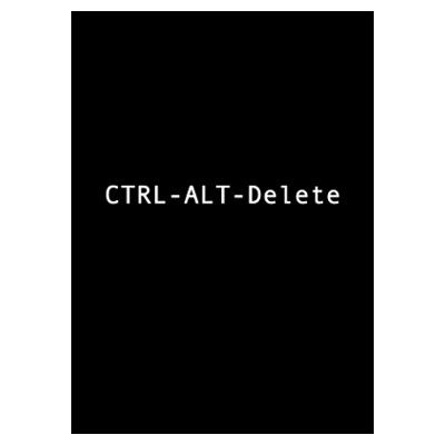 how to press control alt delete on mac