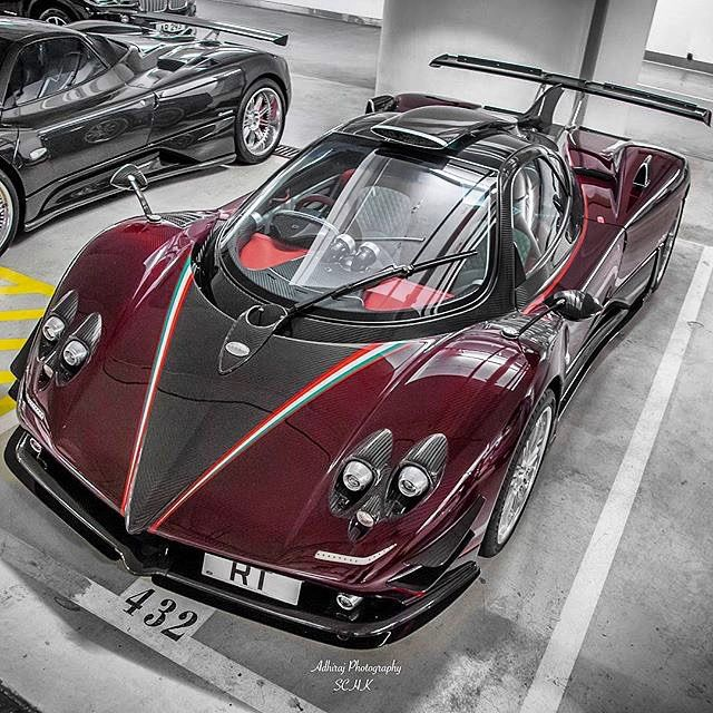 1000+ Ideas About Pagani Zonda On Pinterest