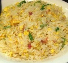 Surinaams eten!: Surinaamse recepten: Tjaw fan: Chinese nasi