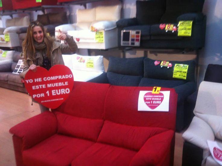 10 best muebles a 1 euro en vitoria gasteiz images on - Sofas en vitoria ...