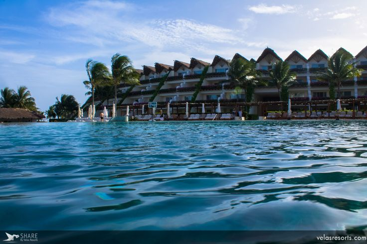 Beautiful view of #GVRivieraMaya at different angles and different places
