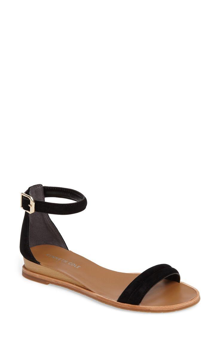 Jenna Ankle Strap Sandal