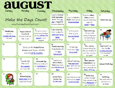 159 best Friday Fun School Ideas images on Pinterest Science - activity calendar