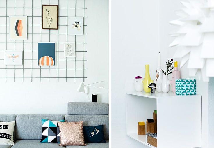 Creatividad en la decoración | Estilo Escandinavo