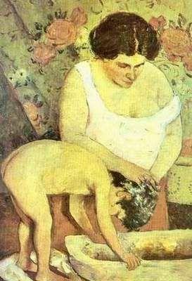 Lautul - Stefan Luchian