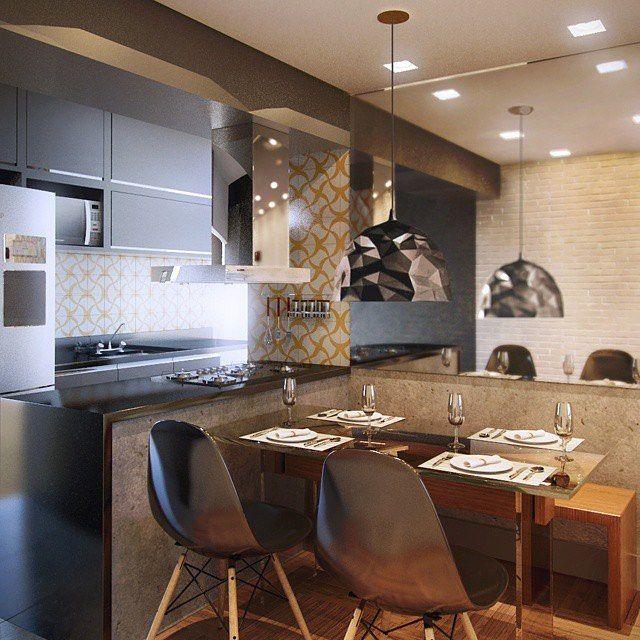 Espaço massa, pruma noite de sábado! ✨✨✨ Foto do IG @inspiraarquitetura_. #inspirandoepirando #decor #decoration #decorating #design #designer #interiordesign #instadesign #home #instadecor #instagood #instahome #architecture #architecturelovers #love #homedecor #homesweethome #house #light #luxury #photooftheday #follow #archidaily #interior #inspiration #kitchen #living #balcony #amazing #mirror