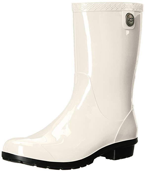 04731c0d3e0 Amazon.com | UGG Women's Sienna Rain Shoe | Rain Footwear | All I ...