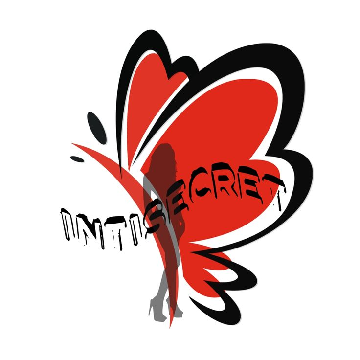 Nuestro logo mascota de la tienda online de intisecret.com