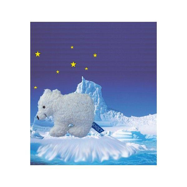 Ours polaire à coudre - CREAKIT Loisirs Créatifs