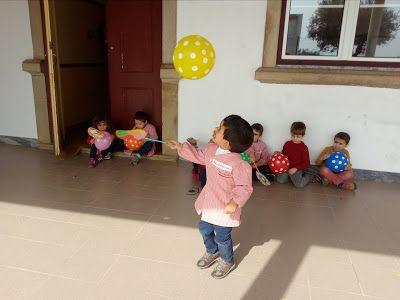 jogo - toques no balão