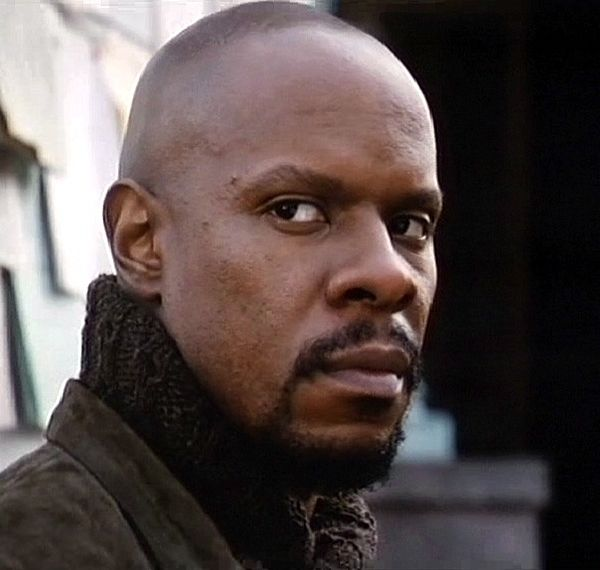 Avery Brooks as Hawk in Spenser for Hire and A Man Called Hawk