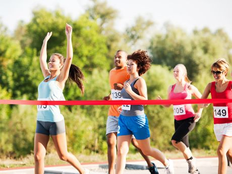 A Woman's Guide to Half-Marathon Training