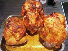 Bierdosenhähnchen vom Grill - Aus meinem Kochtopf