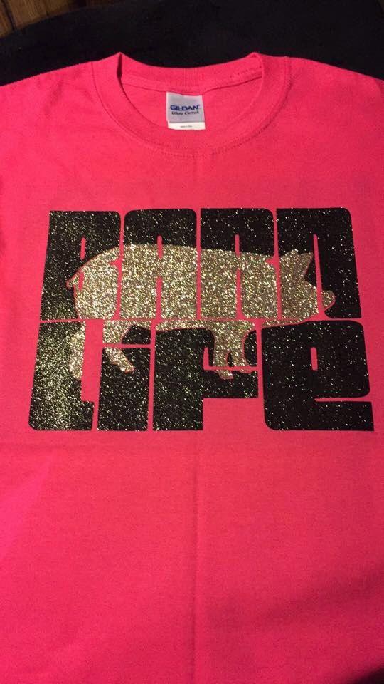 Custom Barn Life Livestock Animals Shirt | Pig Shirt
