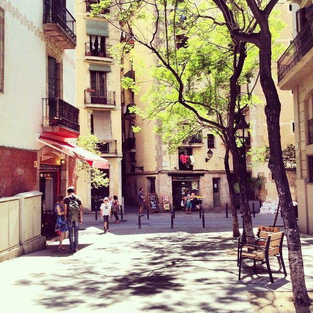 El Born - Barcelona, Spain