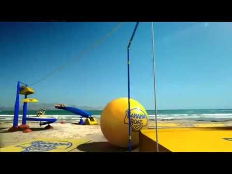 Banana Boat TV Commercial For Broad Spectrum Sunscreen In 7 Conditions - YouTube