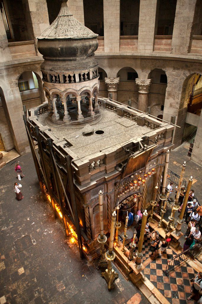 The Holy Sepulcher