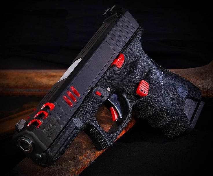 Nice custom Glock 19