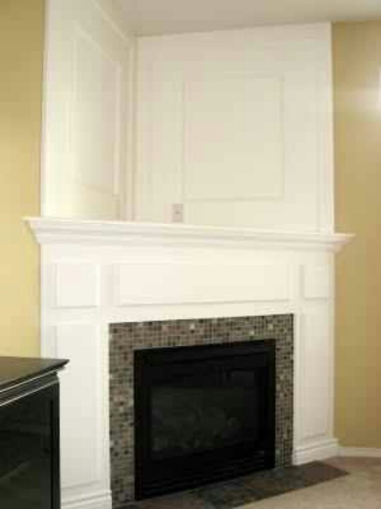 115 best images about corner fireplace on Pinterest ...
