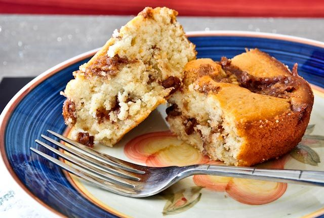 Buttermilk Coffee Cake | Sugar & Spice | Pinterest