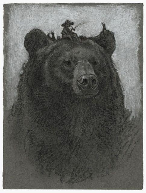 http://muddycolors.blogspot.com/2015/07/ursus-amentia-or-bear-madness.html