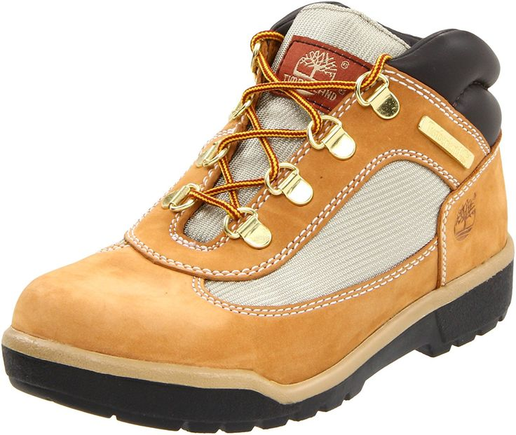 Timberland Leather and Fabric Field Boot (Toddler/Little Kid/Big Kid),Wheat,11.5 M US Little Kid >>> For more information, visit image link.