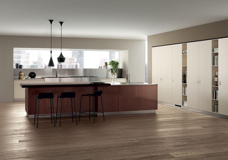 Customise your kitchen with a metropolitan spirit.