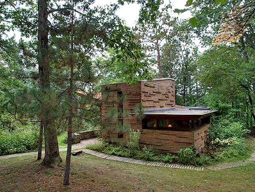 designs cottage the martin of frank cottages most plans lloyd house famous wright