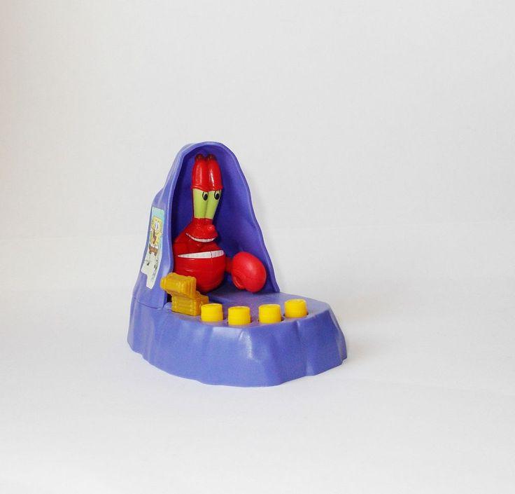 SpongeBob Squarepants - Mr Krabs - Toy Figure - Cake Topper D