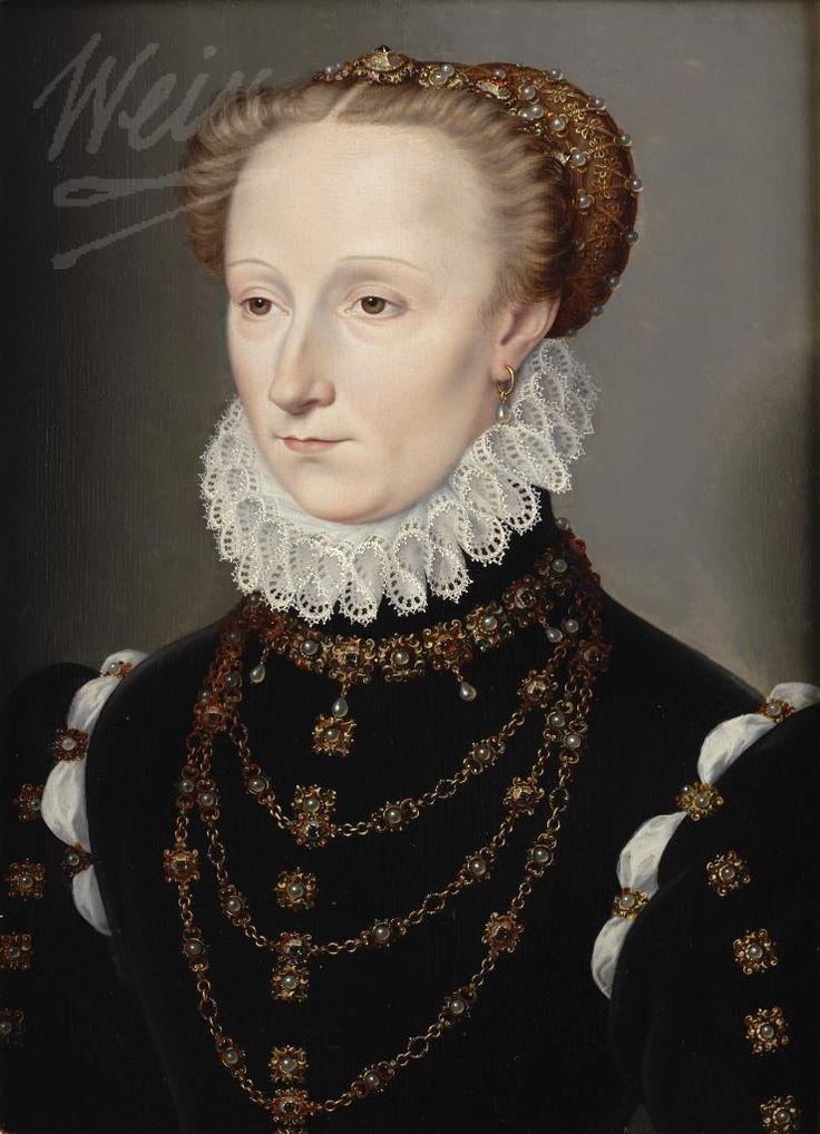 http://www.weissgallery.com/paintings/madeleine-le-clerc François Clouet 1510 – 1572 Madeleine Le Clerc Painted 1570