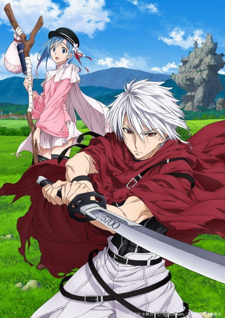 Plunderer Introduces Main Characters And Additional Cast Anime