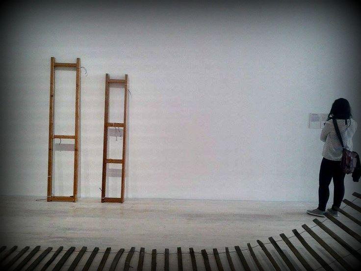 Somos contemporáneas que no entendemos el arte contemporáneo  :( Museo Jumex
