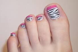 uñas decoradas delos pies - Buscar con Google