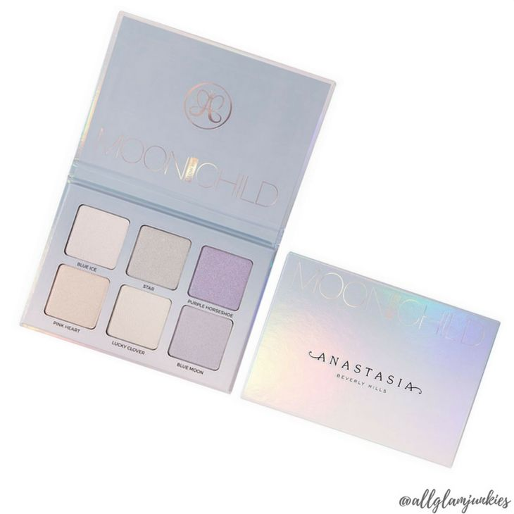 Anastasia Beverly Hills Moonchild Glow Kit - Deutschland kaufen - Swatches