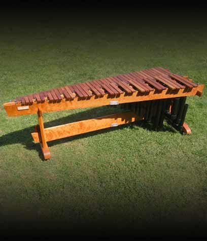 how to make a marimba instrument