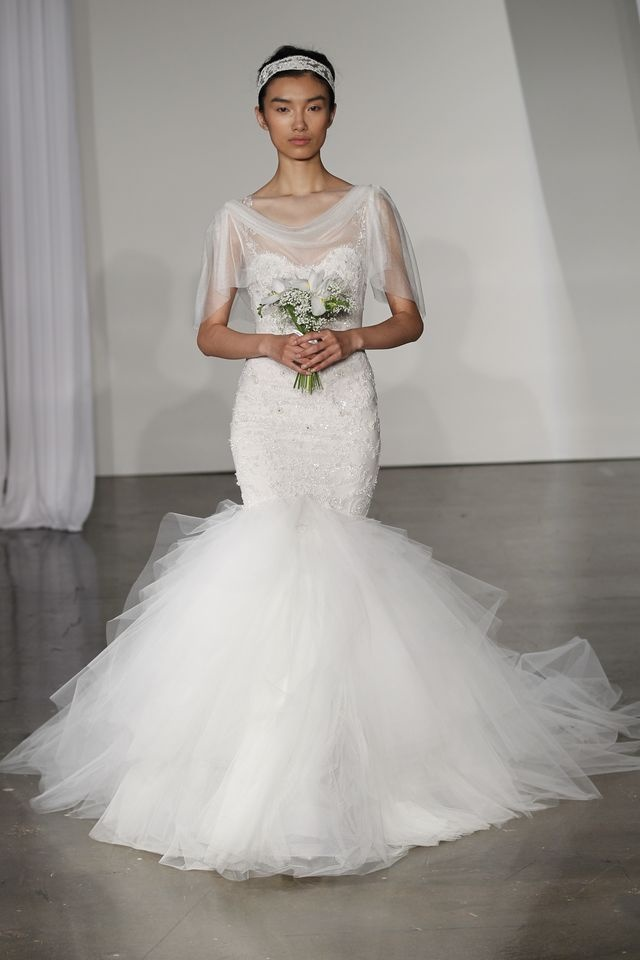 Marchesa Fall 2013 Bridal Collection. 212 872 8957