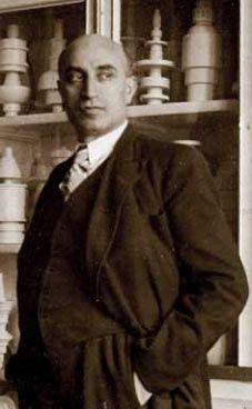 Yakov Georgievich Chernikhov              (Яков Георгиевич Чернихов) (December 1889, Pavlohrad, Ukraine – 9 May 1951, Moscow) was a constructivist architect and graphic designer