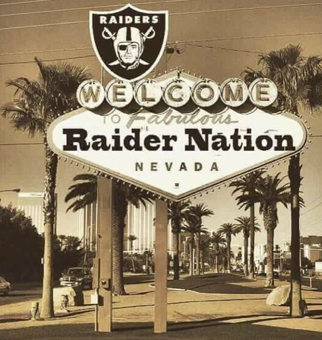Look and the end of the day if your a raider fan then be a fucking raider fan not just a city fan