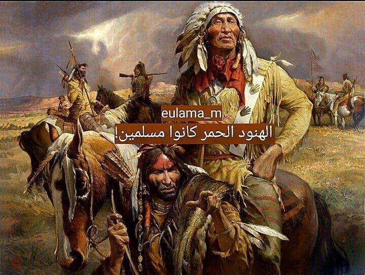 كتاب تاريخ الهنود الحمر pdf