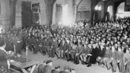 Remembering the Rabbi Who Cried to the Jews of Buchenwald: 'You Are Free': Rabbi Herschel Schacter  www.makeadifference.cufi.org