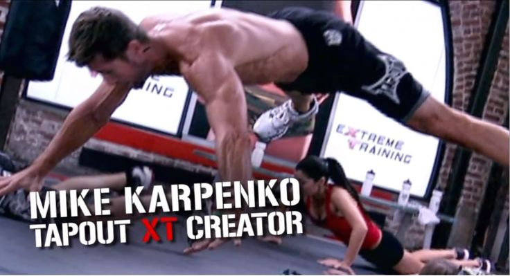 Best of TapouT XT Creator Mike Karpenko
