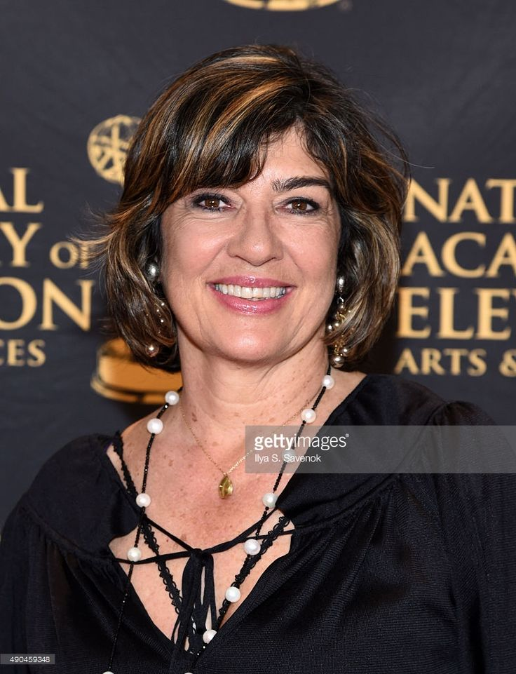Journalist and TV personality Christiane Amanpour attends the 36th Annual News & Documentary Emmy Awards at David Geffen Hall on September 28, 2015 in New York City.
