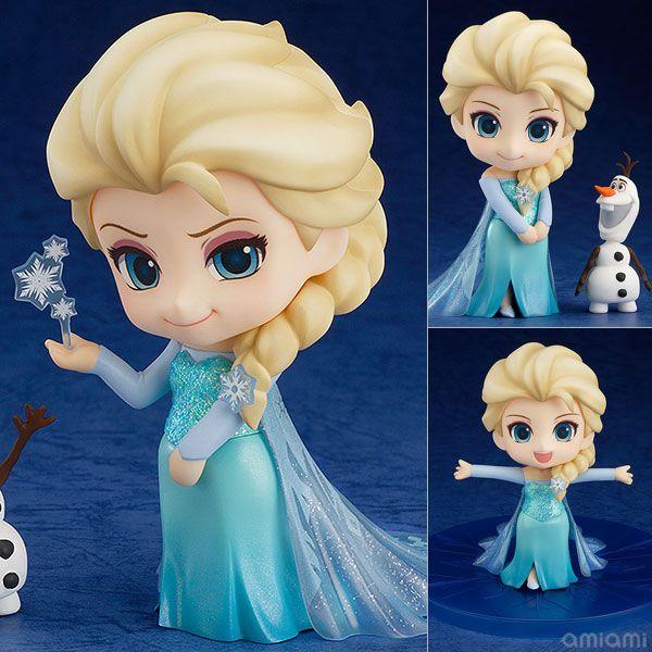 ねんどろいど アナと雪の女王 エルサ[グッドスマイルカンパニー]《05月予約》