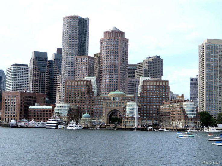 Nueva Inglaterra: Boston (EEUU)