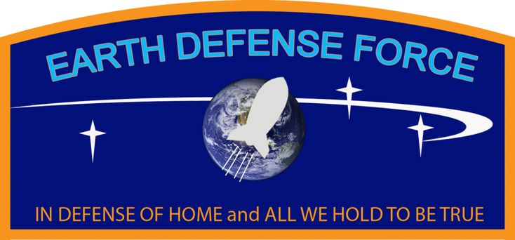 """Earth Defense Force »» Captain Kaye, said that the Earth Defense Force recruits personnel from the military services of different nations including China, Russia and the U.S. He claims that he was recruited from a covert branch of the U.S. Marine Corps called """"Special Section,"""" after having served previously for 17 years on Mars protecting five human colonies from indigenous Martian life forms."""