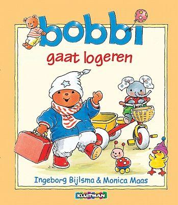 Bobbi gaat logeren - Ingeborg Bijlsma & Monica Maas